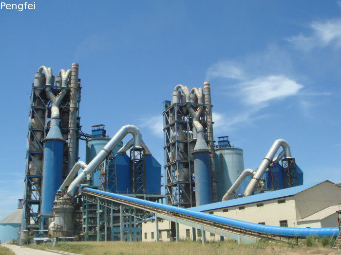 3000tpd OPC Dry Process Cement Production Line